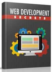 Web Development Secrets eBook with Master Resell Rights/Giveaway