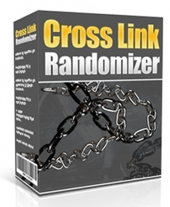 Cross Link Randomizer Software with Master Resell Rights/Giveaway