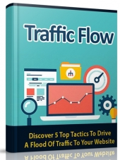 Traffic Flow eBook with Master Resell Rights/Giveaway