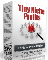 Tiny Niche Profits Gold Article with Private Label Rights