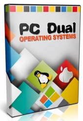 PC Dual Operating Systems Video with Private Label Rights
