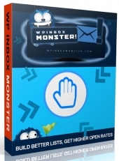 WP Inbox Monster Software with Personal Use Rights