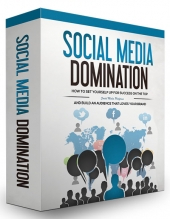 Social Media Domination eBook with Master Resell Rights