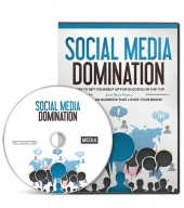Social Media Domination Gold Video with Master Resell Rights