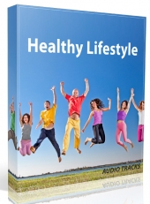 Healthy Lifestyle Audio Tracks Audio with Private Label Rights