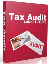 Tax Audit Audio Tracks V5 Audio with Private Label Rights