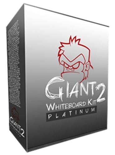 Giant Whiteboard Kit V2 Platinum