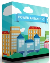 Power Animate V2 Graphic with Personal Use Rights/Developer Rights
