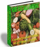 Home Vegetable Gardening eBook with Resell Rights
