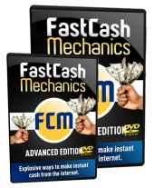 Fast Cash Mechanics Advanced Video with Resell Rights