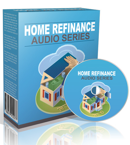 Home Refinance Audio Pack 2015