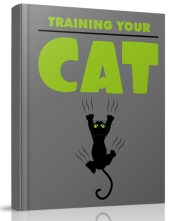 Training Your Cat eBook with private label rights