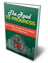 The Road To Progress eBook with private label rights