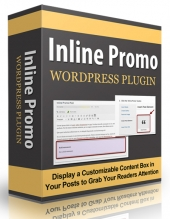 Inline Promo Plugin Software with Personal Use Rights