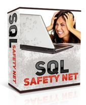 SQL Safety Net Software with Master Resell Rights/Giveaway Rights