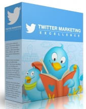 Twitter Marketing Excellence Pack eBook with Personal Use Rights