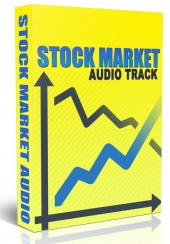Stock Market Audio Track 2015 Edition Audio with Private Label Rights