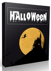 Halloween Audio Tracks Audio with Private Label Rights