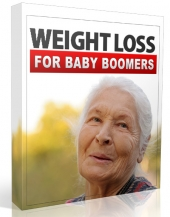 Weight Loss for Baby Boomers Audio Tracks Audio with Private Label Rights