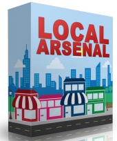 Local Marketing Arsenal Template with Personal Use Rights