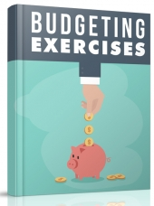 Budgeting Exercises eBook with Master Resell Rights/Giveaway Rights