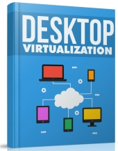 Desktop Virtualization eBook with private label rights