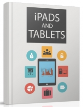 iPads and Tablets eBook with private label rights