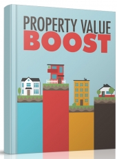 Property Value Boost eBook with private label rights