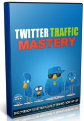Twitter Traffic Mastery Video with Private Label Rights
