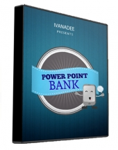 Power Point Bank Template with Personal Use Rights