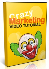 Crazy Marketing Video Tutorial Video with Personal Use Rights