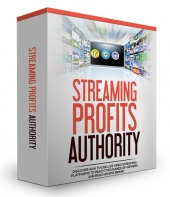 Streaming Profits Authority GOLD Video with Master Resell Rights