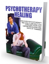 New Psychotherapy Healing eBook with private label rights