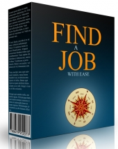 Find a Job with Ease eBook with private label rights