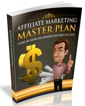 The New Affiliate Marketing Master Plan eBook with Resell Rights