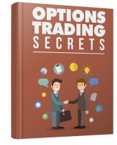 Options Trading Secret eBook with private label rights