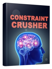 New Constraint Crusher eBook with Resell Rights