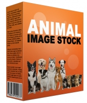 Animal Stock Images Graphic with Resell Rights
