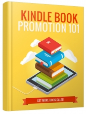 Kindle Book Promotion eBook with Private Label Rights
