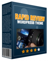 Rapid Review WordPress Theme Template with Personal Use Rights