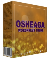 Osheaga Premium WordPress Theme Template with Personal Use Rights/Developers Rights
