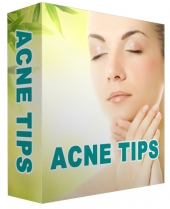 New Acne Tips Software Software with private label rights