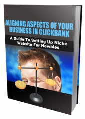Aligning Aspects of Your Business in Clickbank eBook with Master Resell Rights