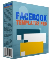 Facebook Templates Pro Graphic with Personal Use Rights