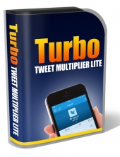 Turbo Tweet Multiplier Lite Software with Personal Use Rights