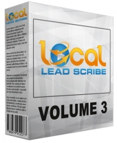 Local Lead Scribe Vol 3 Video with Personal Use Rights