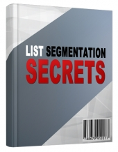 New List Segmentation Secrets eBook with Resell Rights