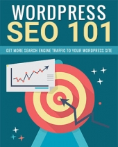 WordPress SEO 101 eBook with Private Label Rights