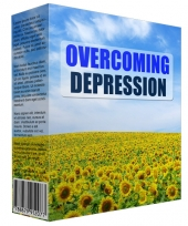 Overcoming Depression Software Software with private label rights
