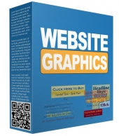 New Website Graphics eBook with Master Resell Rights/Giveaway Rights